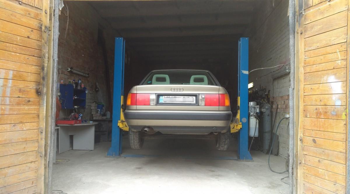 Automobilių remontas Palangoje
