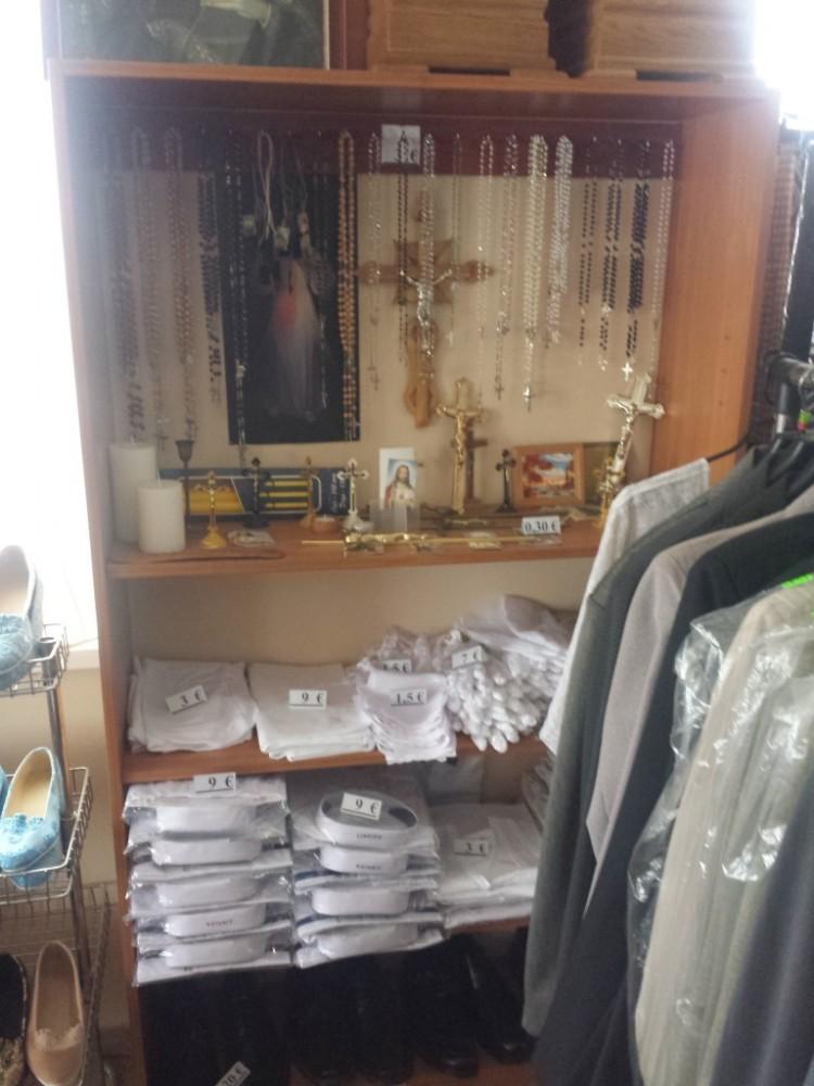 Dorovalė, laidojimo reikmenų parduotuvė, filialas