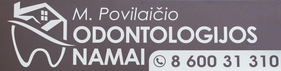 """M. Povilaičio odontologijos namai, UAB """"Povidenta"""""""