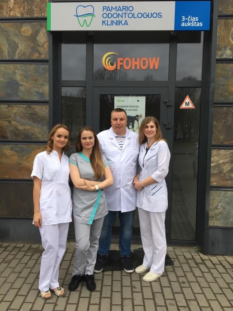 Pamario odontologijos klinika, UAB