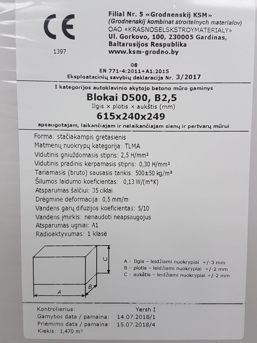Blokesta, UAB