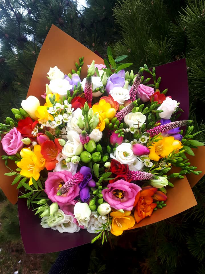 Gėlės ant kalno, I. Karpičienės IVV