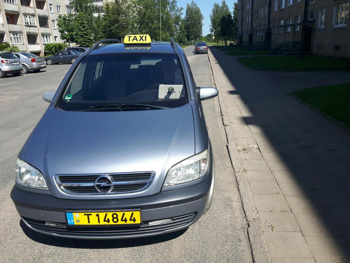 Taksi Skuode, V. Narkaus IĮ