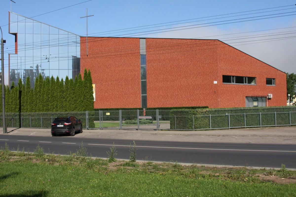 """Tylos namai, UAB """"Respekta"""", laidojimo paslaugų biuras, šarvojimo salė"""