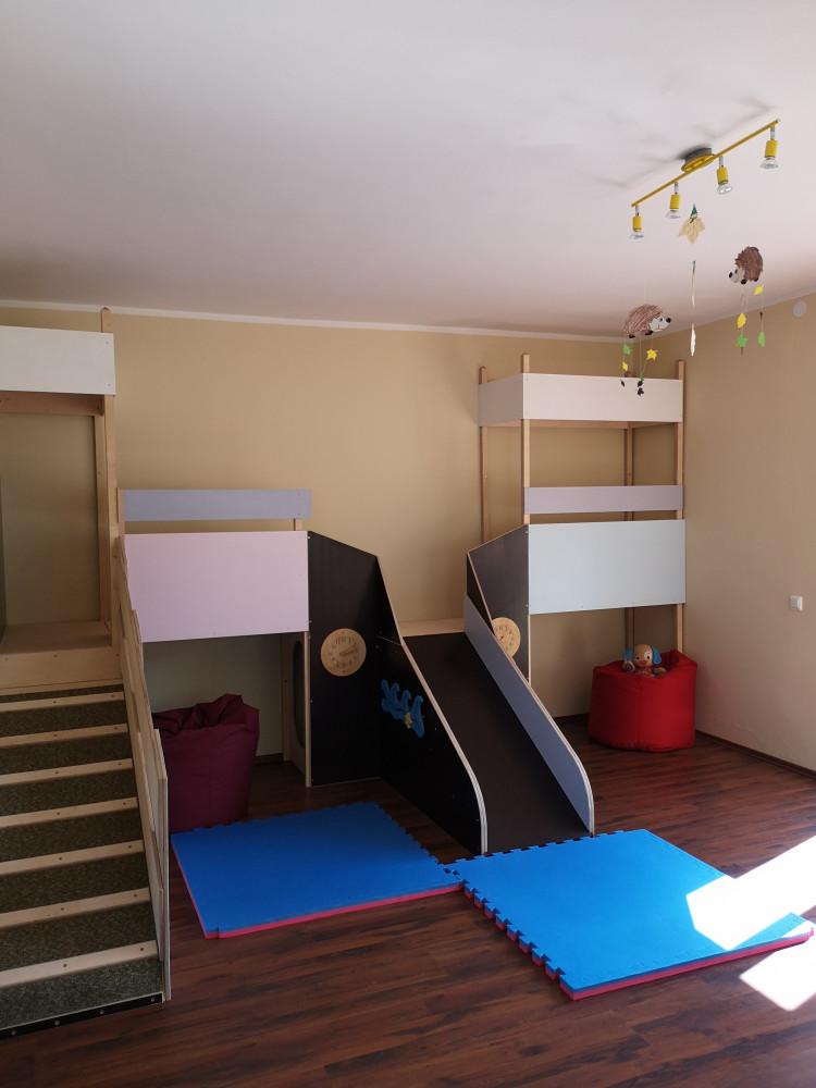 Vaikystės namelis, MB