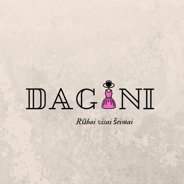Dagini, parduotuvė