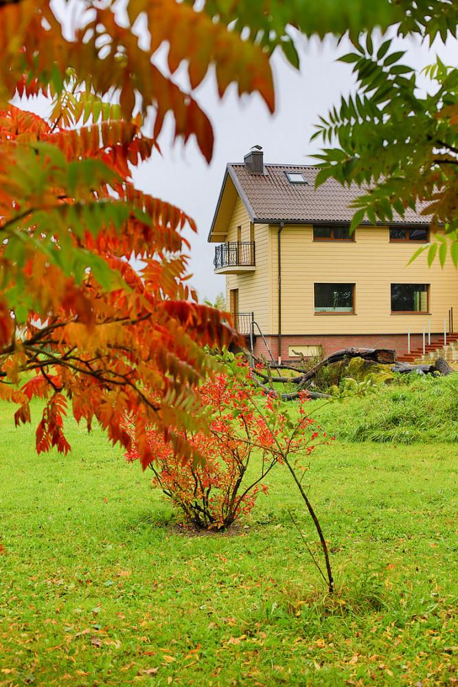 GintarInos vila