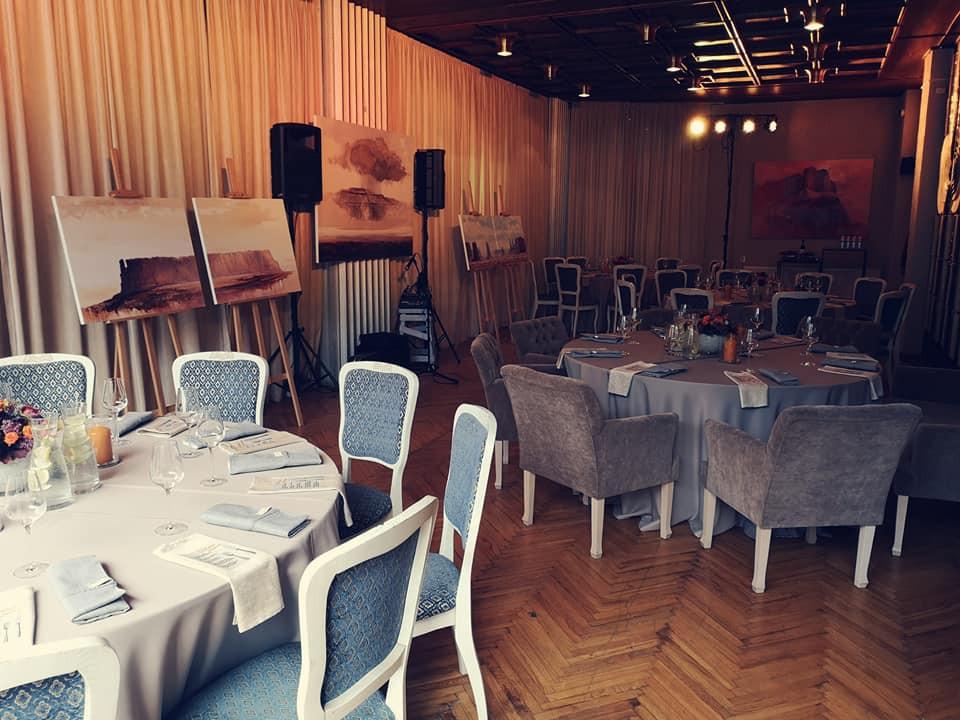 Kultūros kavinė, MB