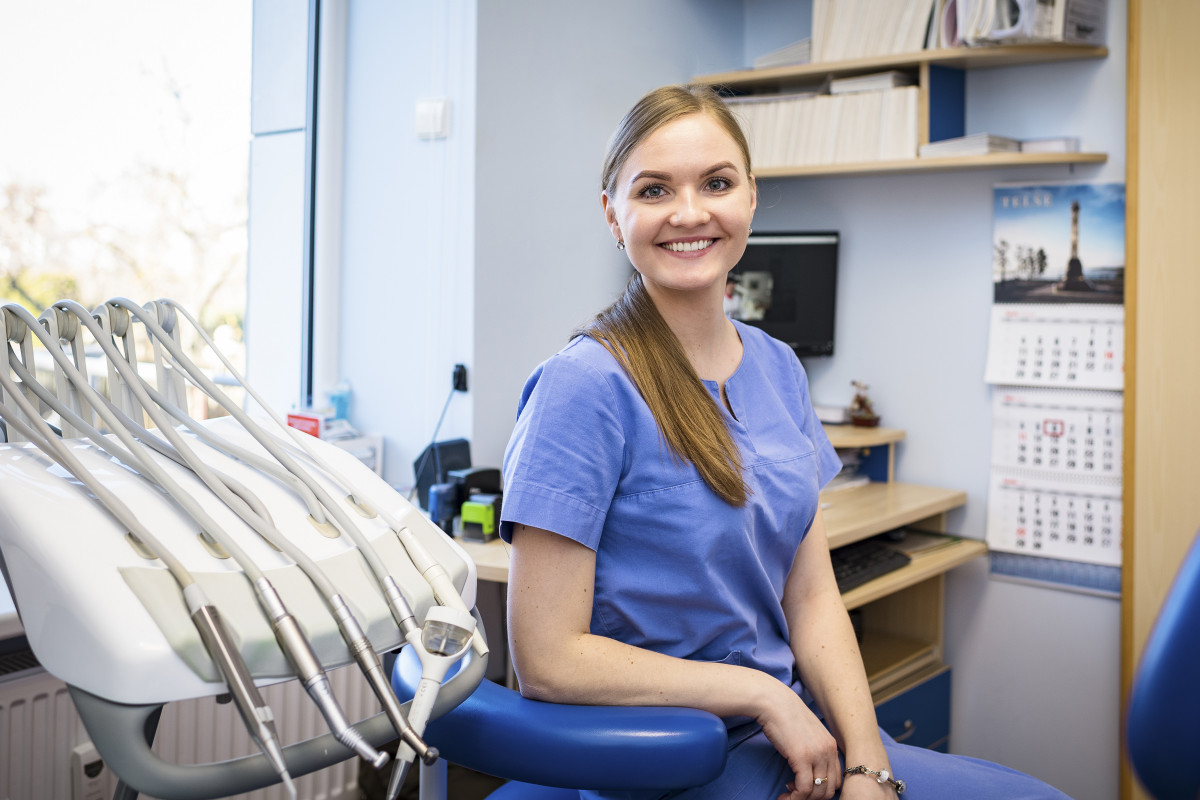 "Odontologijos klinika, UAB ""Klinika Giedra"""