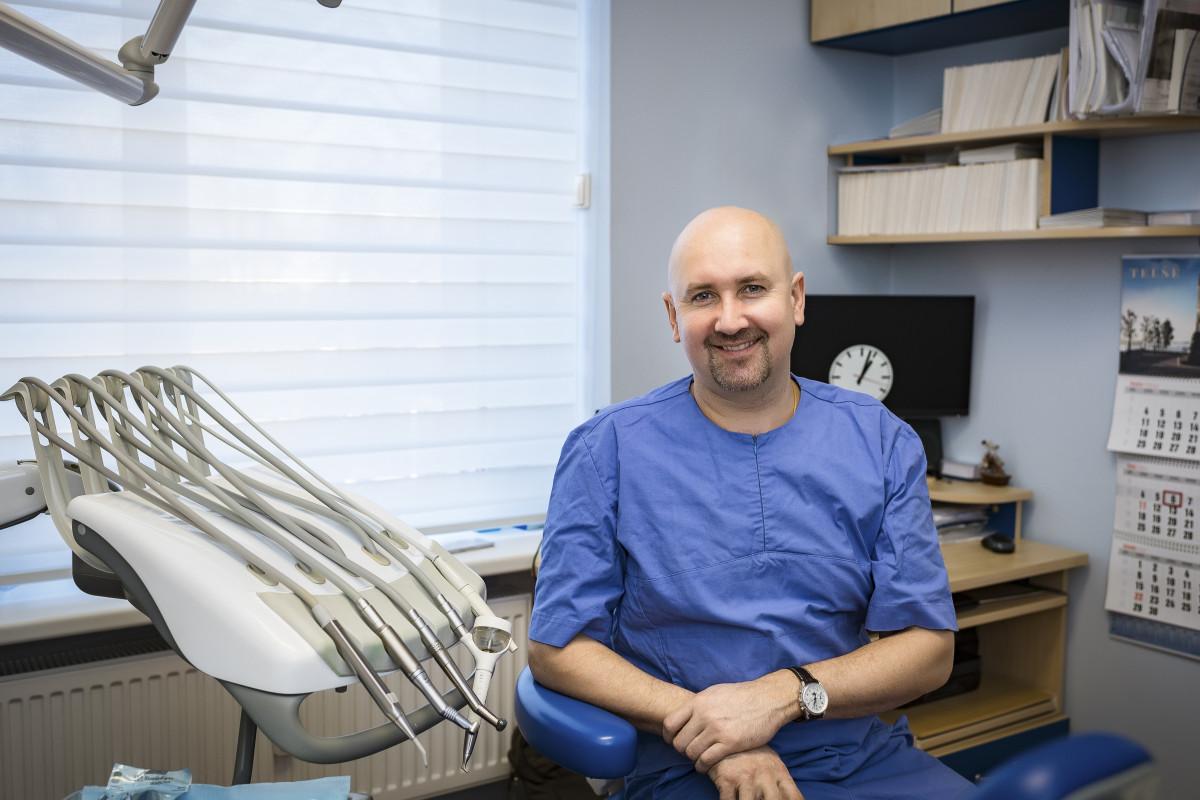 Odontologijos klinika, L. Giedraičio IĮ
