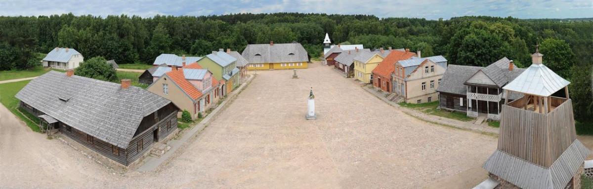 Apgyvendinimas Lietuvos liaudies buities muziejuje