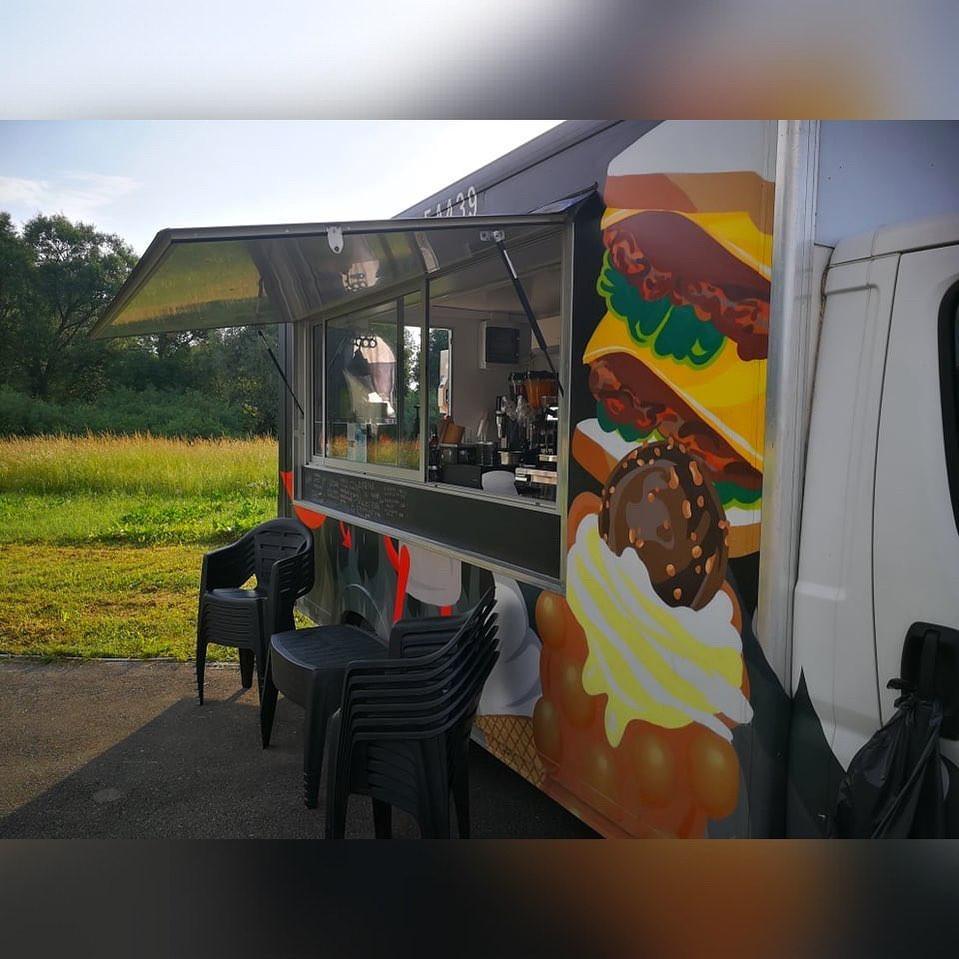 Kipšiukas street food