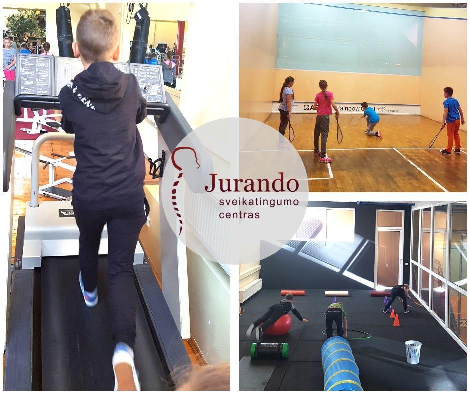 Jurando sveikatingumo centras