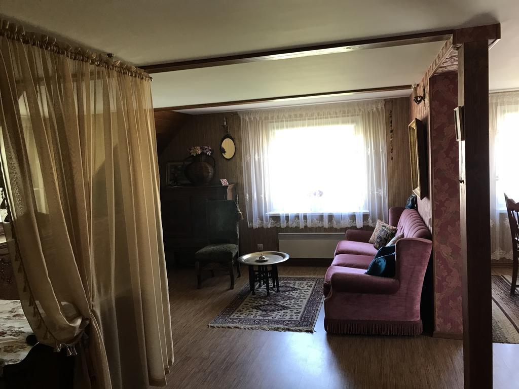Arbatinės apartamentai
