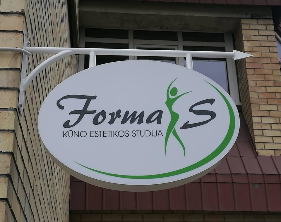 Forma S - kūno estetikos studija