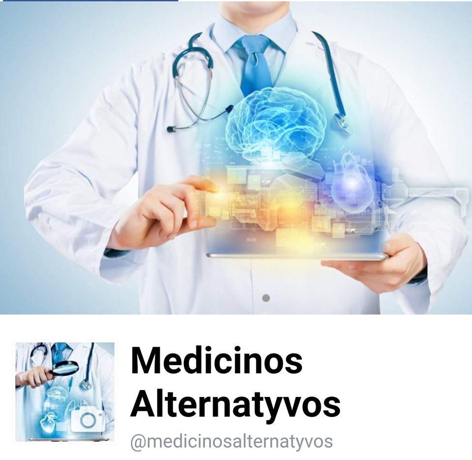 Medicinos alternatyvos