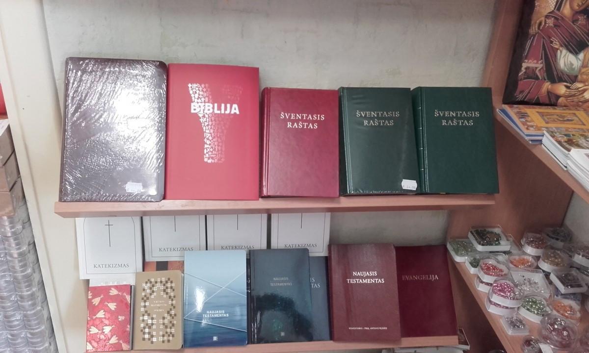 Katedros knygynas, VšĮ