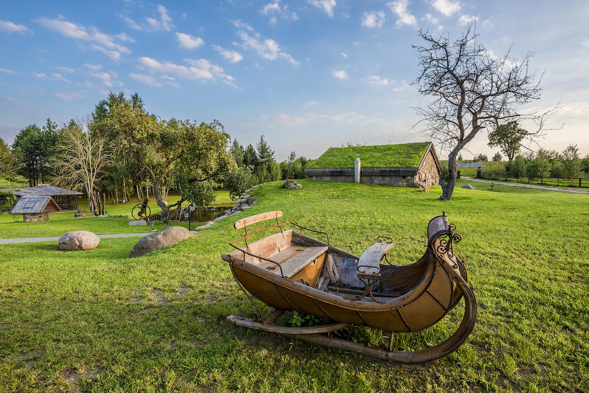 Kregžlė, kaimo turizmo sodyba