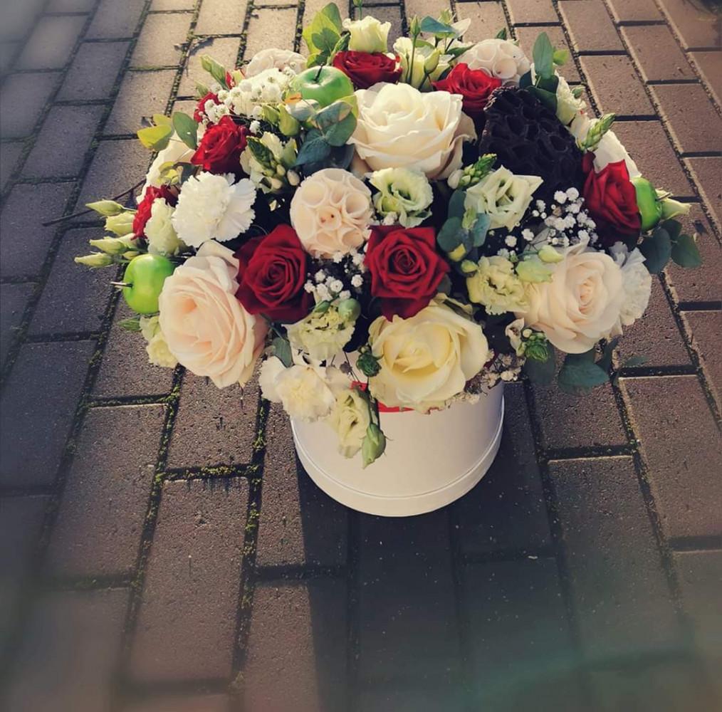 Gėlės pas Silviją