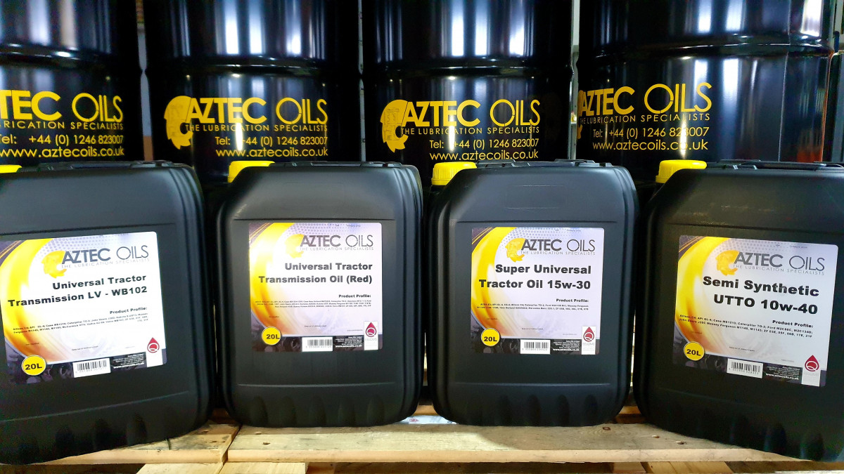 Aztec oils baltic, MB