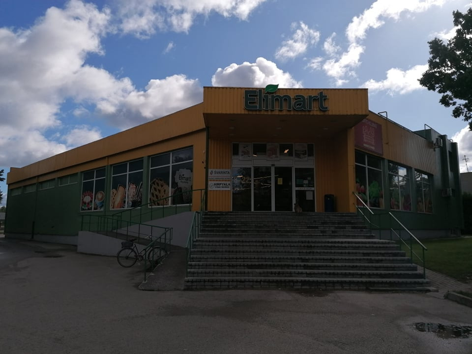 "Elimart, prekybos centras, UAB ""Stilsena"""