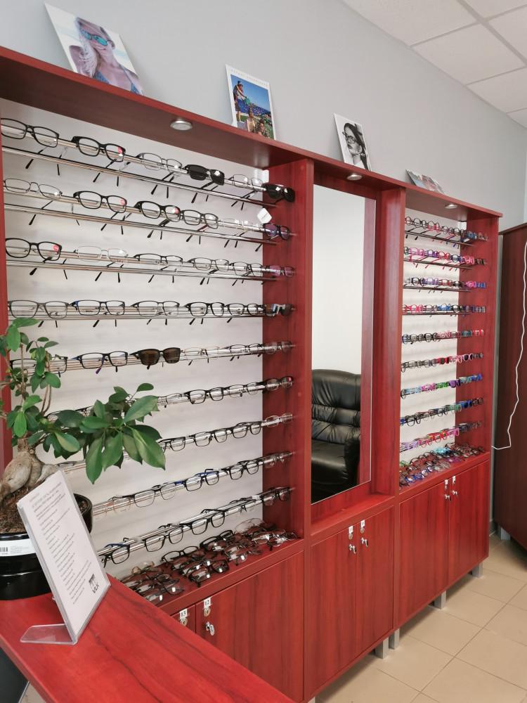 Mūsų akys, akių ligų kabinetas - optika