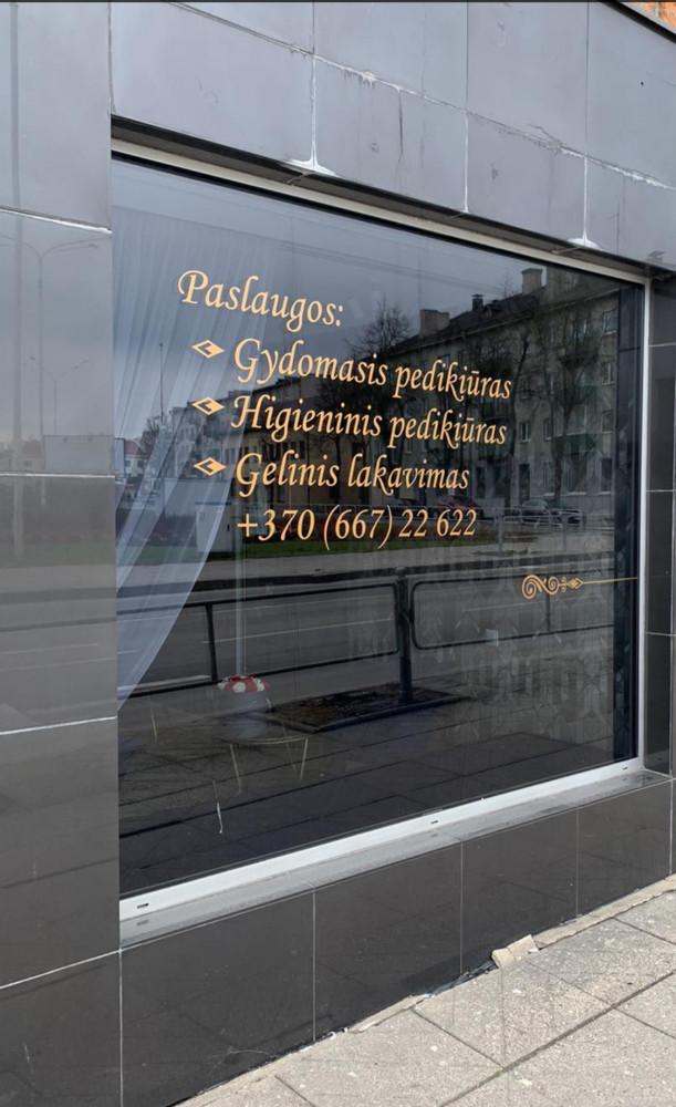 Kristinos Černovos grožio ir estetikos akademija, MB