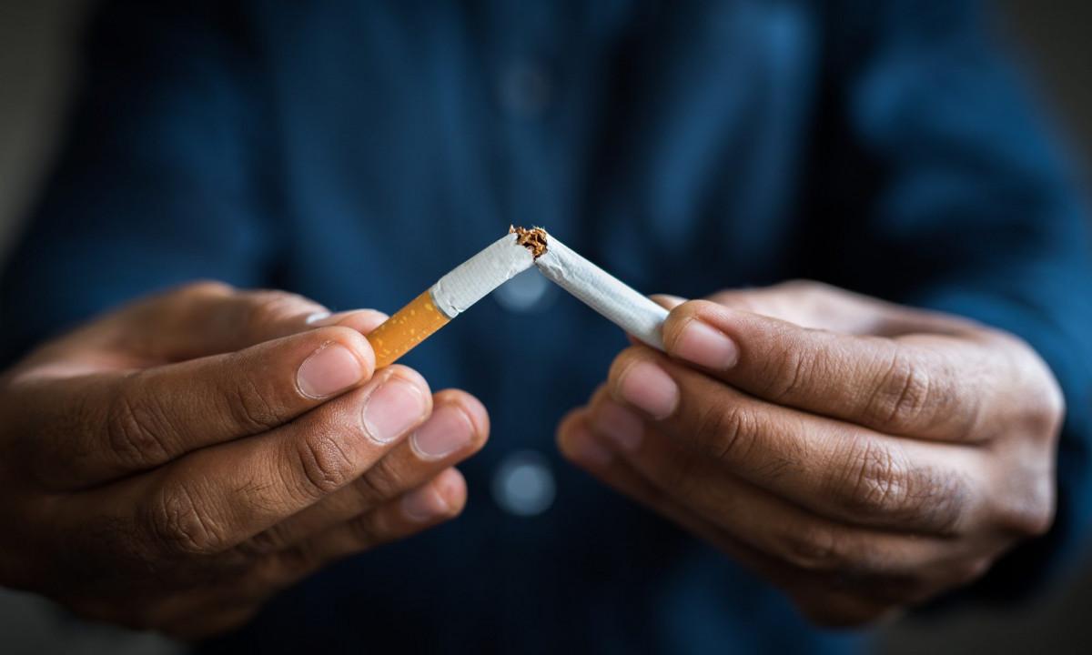Atsisakyti rūkymo, R. Krikščiūnienės IVV