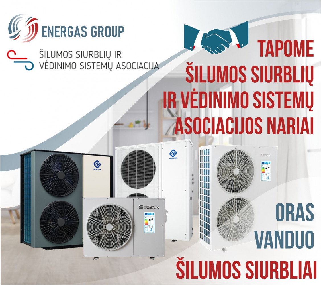 Energas group, filialas, UAB