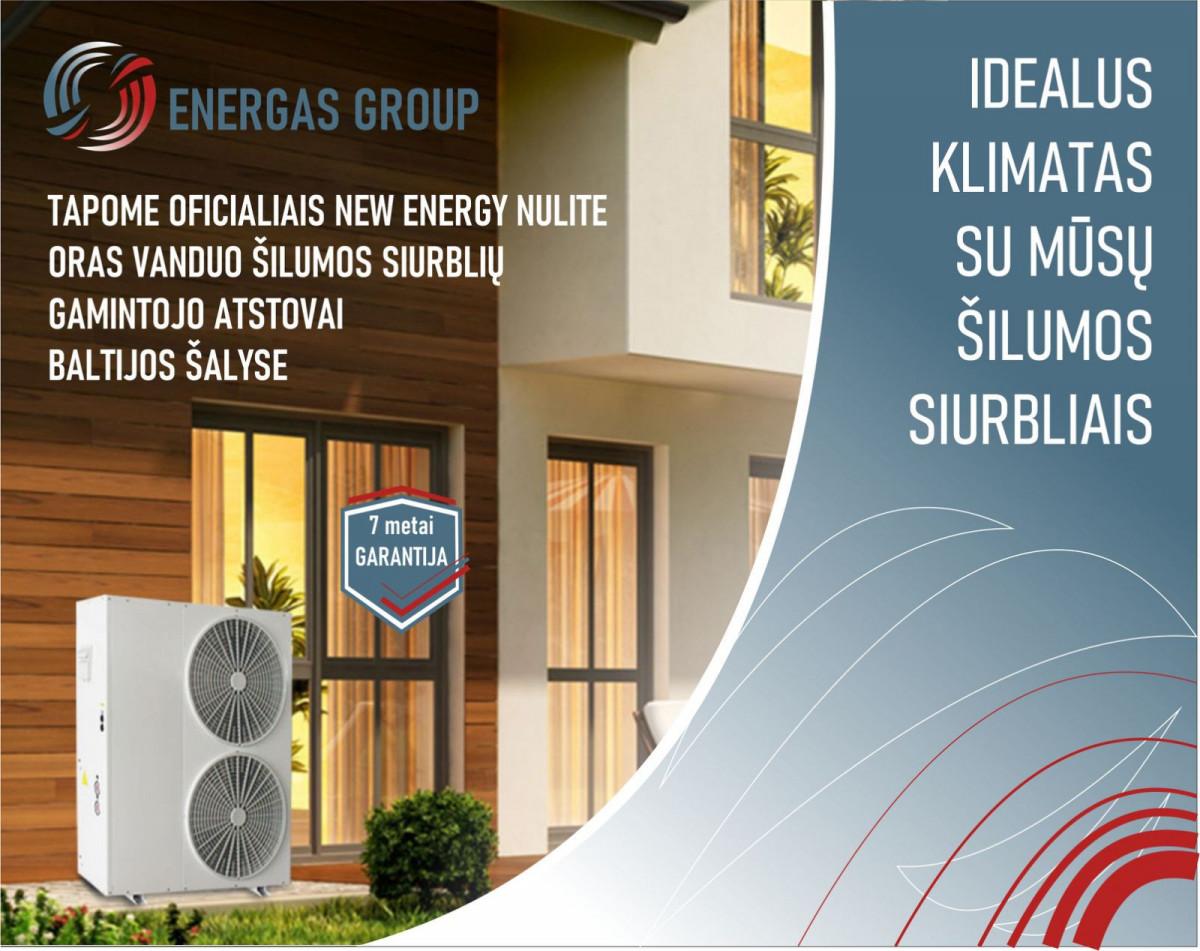 Energas group, UAB
