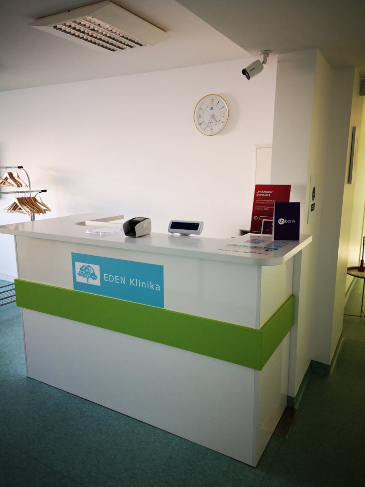 Eden klinika, MB
