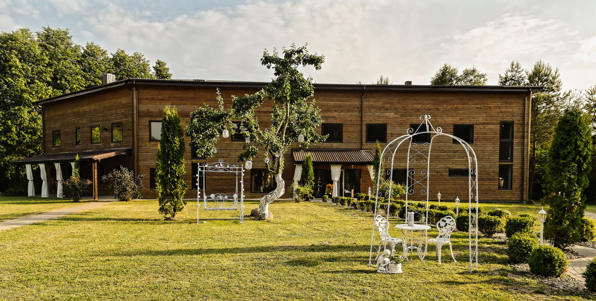 Forest resort, vila