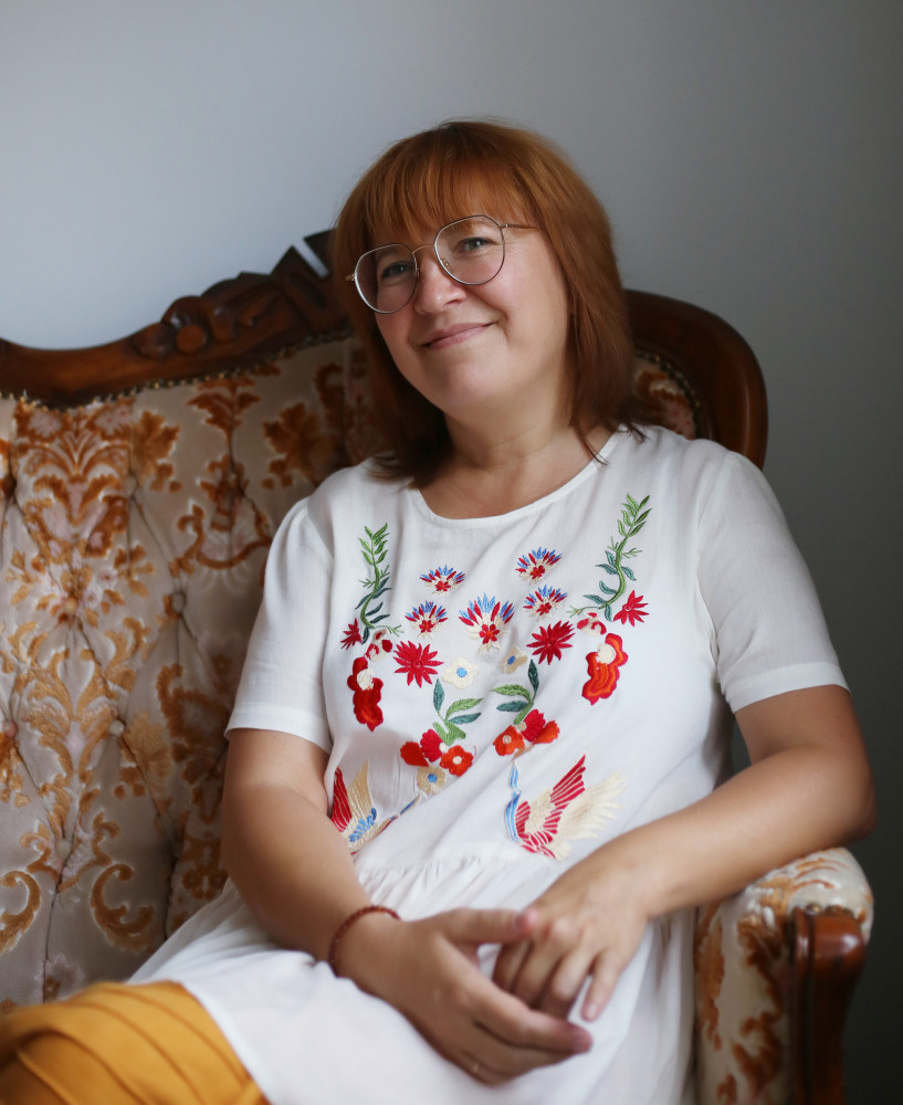 Jurgita Vasiliauskienė, psichologė-psichoterapeutė