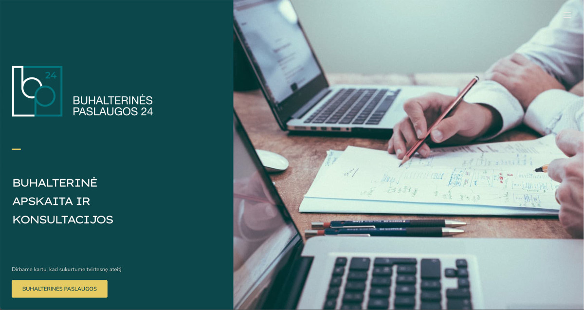Buhalterinės paslaugos 24, MB