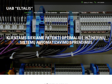 Eltalis, UAB