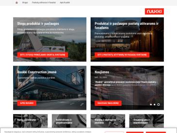 Ruukki Products, AS, Vilniaus filialas