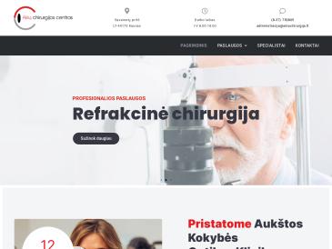 Akių chirurgijos centras, UAB