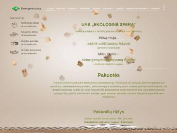 Ekologinė sfera, UAB