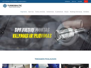 Turbobaltic, filialas, UAB