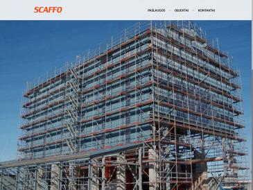 Scaffo, UAB