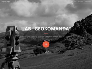 Geokomanda, UAB