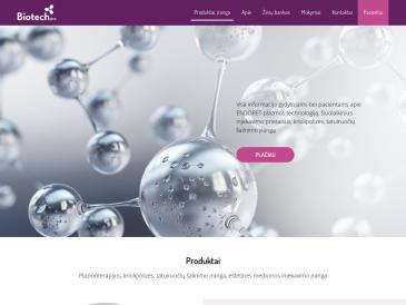 Biotechnologijų projektai, MB