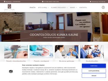 Gintaro Janužio odontologijos klinika