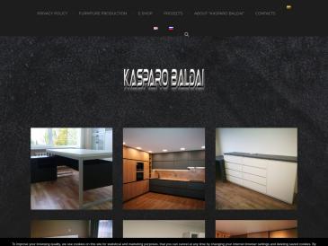Kasparo baldai, UAB
