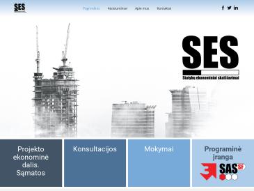 Statybų ekonominiai skaičiavimai, UAB