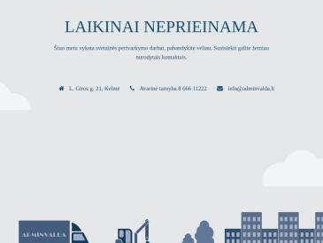 Adminvalda, UAB