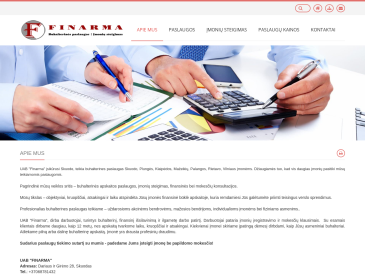 Finarma, UAB