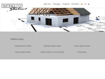 Statybos stilius, UAB