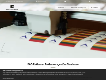 D&G Reklama, UAB