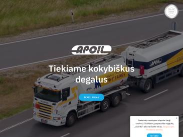 Apoil, degalinė, auto švaros centras, IĮ